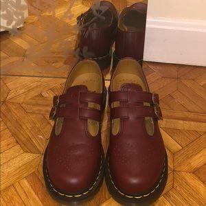 Dr. Marten's Maryjane shoe